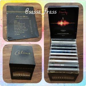 Celine Dion CD Box Set, 10 CDS, NWOT